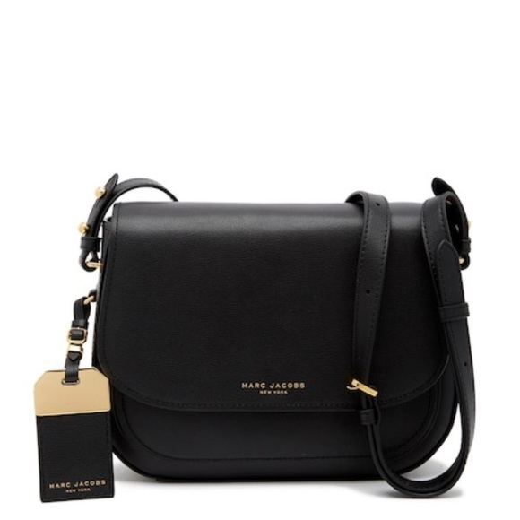 3e2425536d1 Marc By Marc Jacobs Bags | Marc Jacobs Rider Leather Crossbody ...